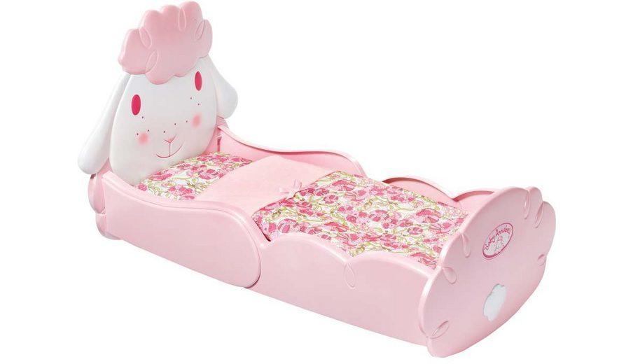 Zapf Creation Puppenbett, »Baby Annabell® Schäfchen-Bett«