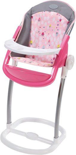 zapf creation puppenhochstuhl baby born hochstuhl online kaufen otto. Black Bedroom Furniture Sets. Home Design Ideas