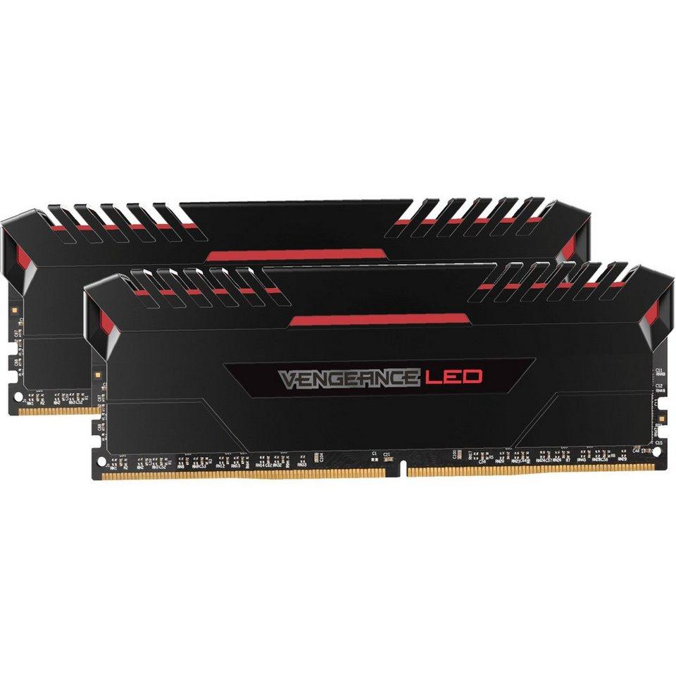 Corsair Arbeitsspeicher »DIMM 32 GB DDR4-3200 Kit«