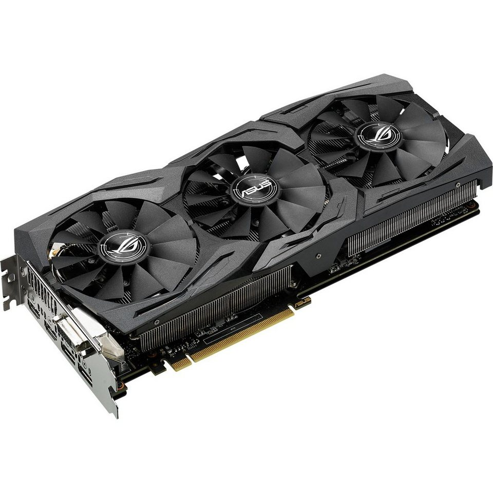 ASUS Grafikkarte »GeForce GTX 1080 STRIX ADVANCED GAMING«