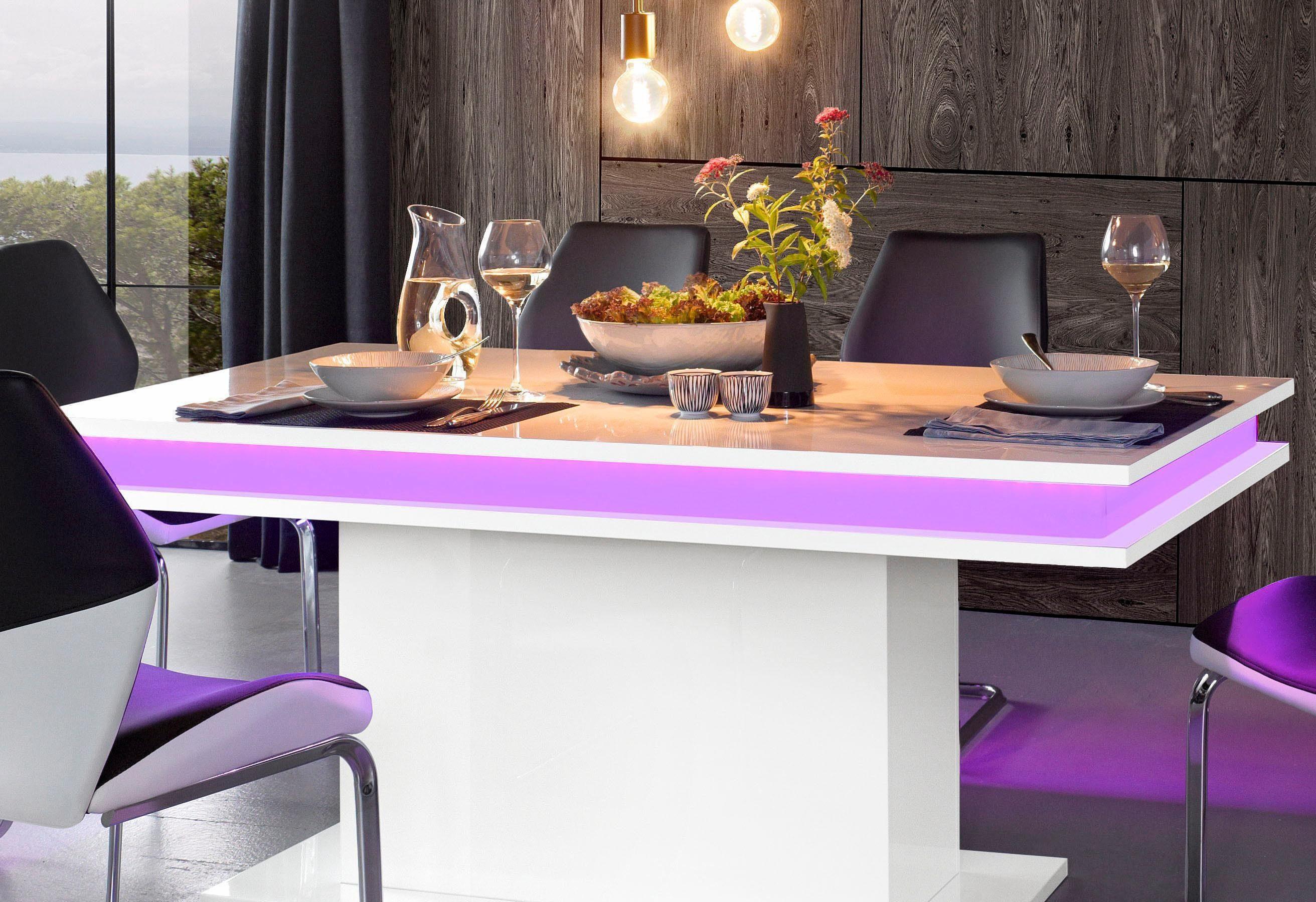 RGB-LED-Flexbandbeleuchtung