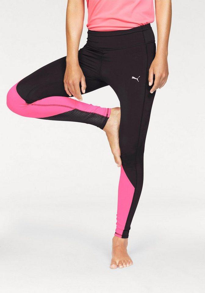 PUMA Funktionstights »EXPLOSIVE TIGHT« in schwarz-pink