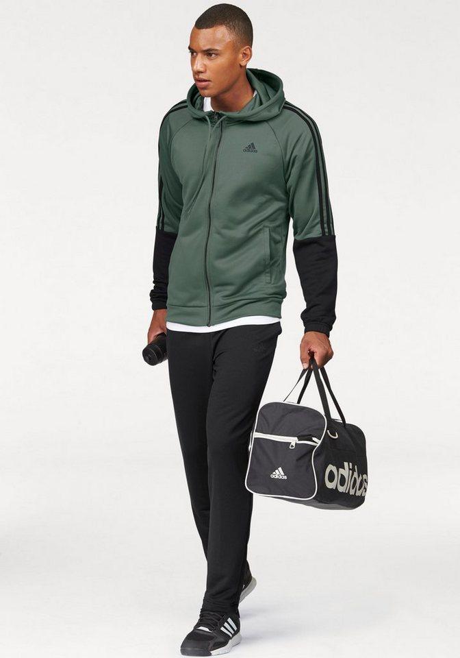 adidas performance trainingsanzug re focus tracksuit. Black Bedroom Furniture Sets. Home Design Ideas