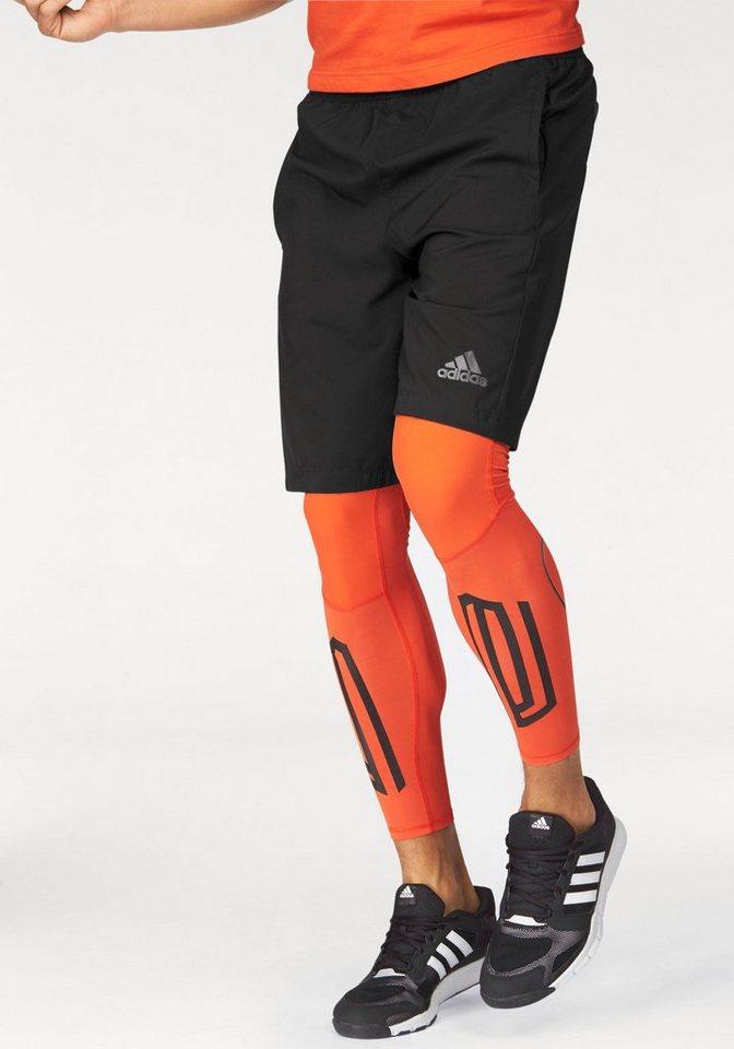adidas Performance Funktionsshorts »DESIGN 2 MOVE SHORT« in schwarz
