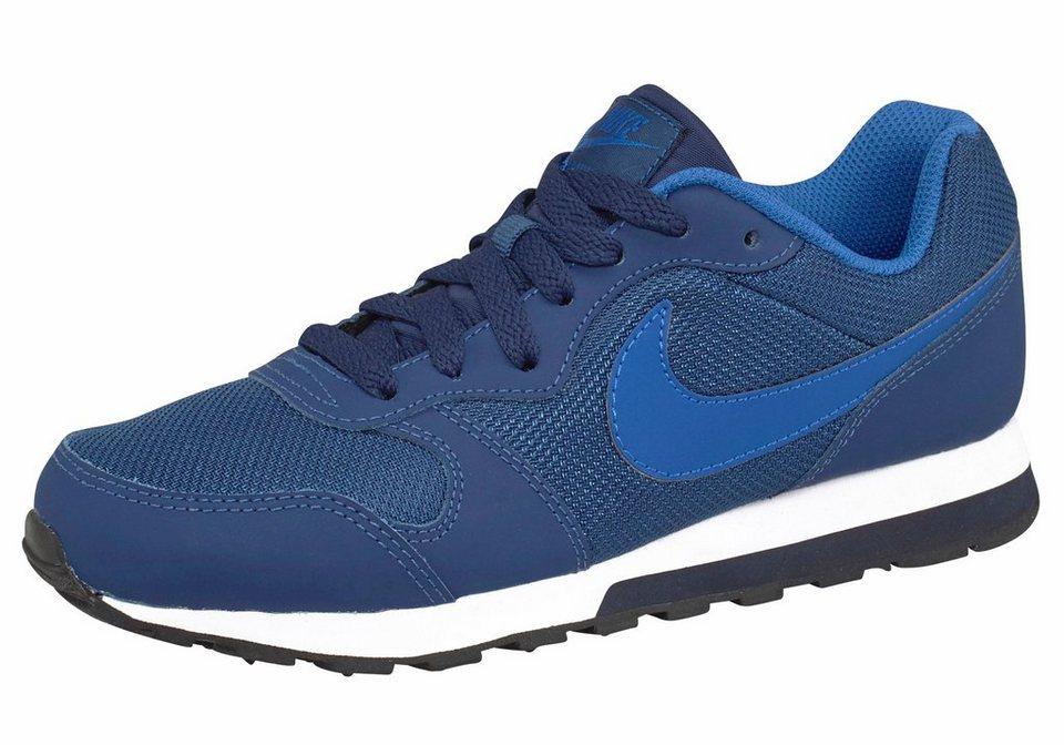 Nike »MD Runner 2« Sneaker in dunkelblau