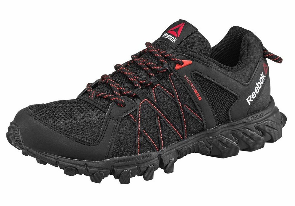 Reebok »Trail Grip RS 5.0« Walkingschuh in schwarz-orange