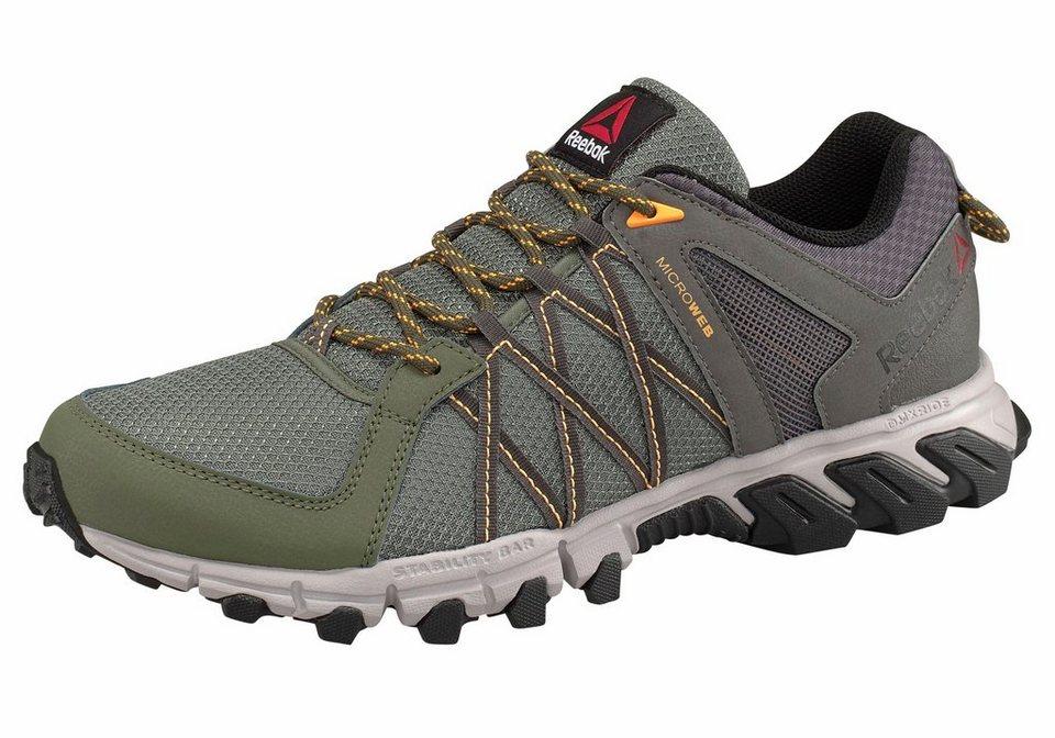 Reebok »Trail Grip RS 5.0« Walkingschuh in olivgrün-grau