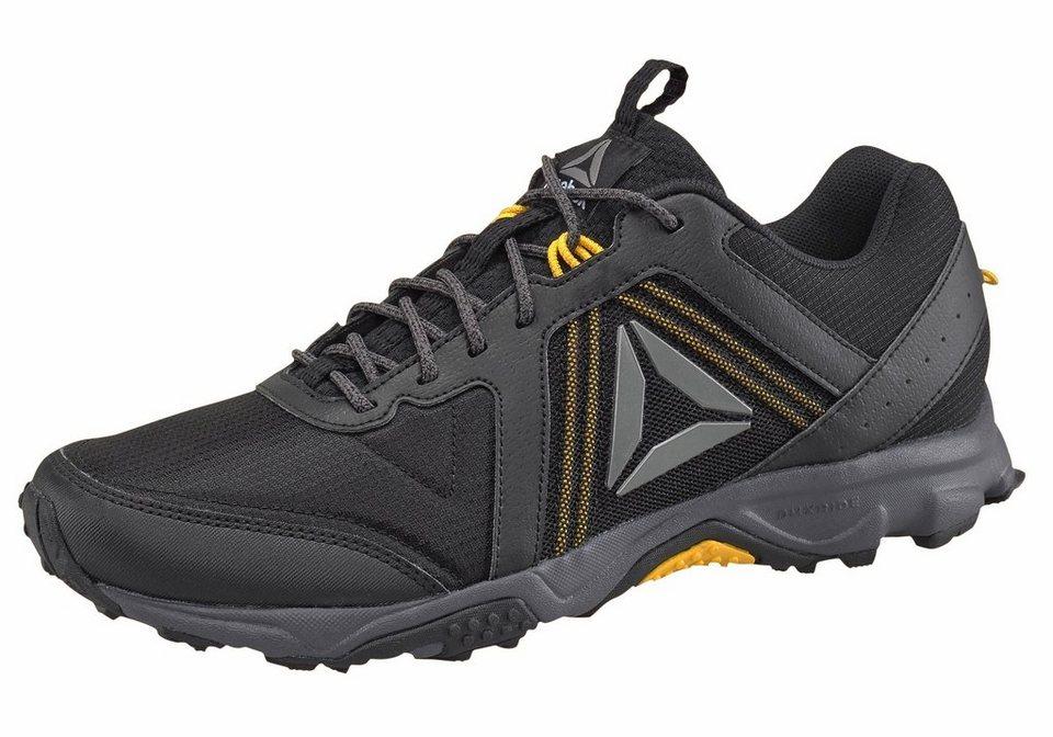 Reebok »Trail Voyager 3.0« Walkingschuh in schwarz-gelb