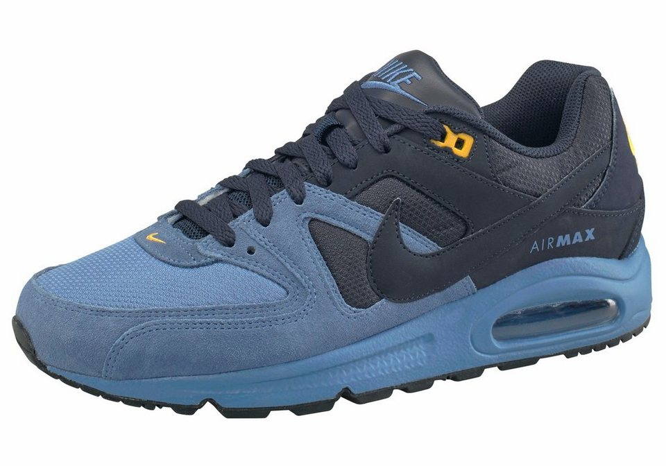 Nike »Air Max Command« Sneaker in rauchblau