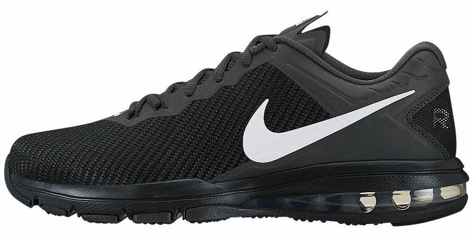 Nike »Air Max Full Ride« Trainingsschuh in schwarz-weiß