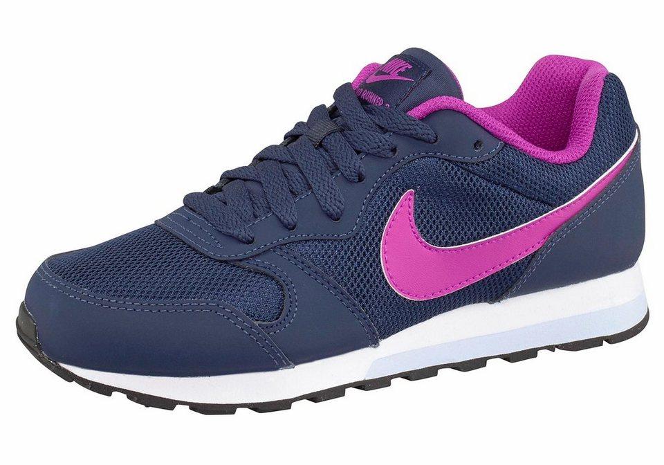 Nike »MD Runner 2« Sneaker in marine-pink
