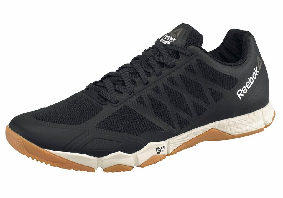 Reebok »Crossfit Speed TR M« Trainingsschuh in schwarz-grau