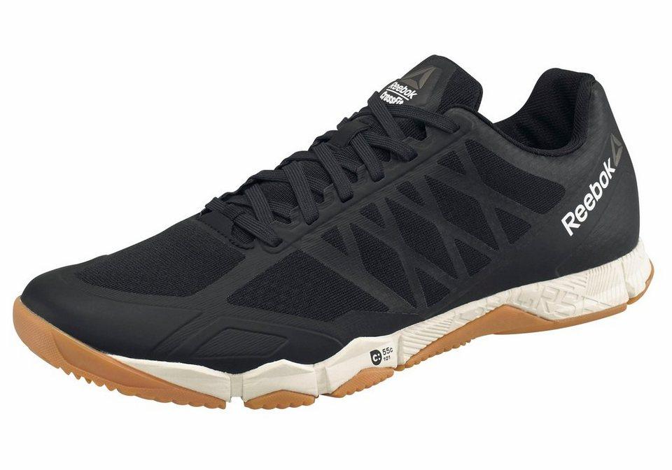 Reebok »Crossfit Speed TR« Trainingsschuh in schwarz-grau
