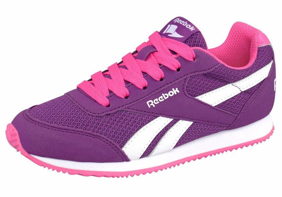 Reebok »Royal CLJog 2 RS« Sneaker in lila-pink