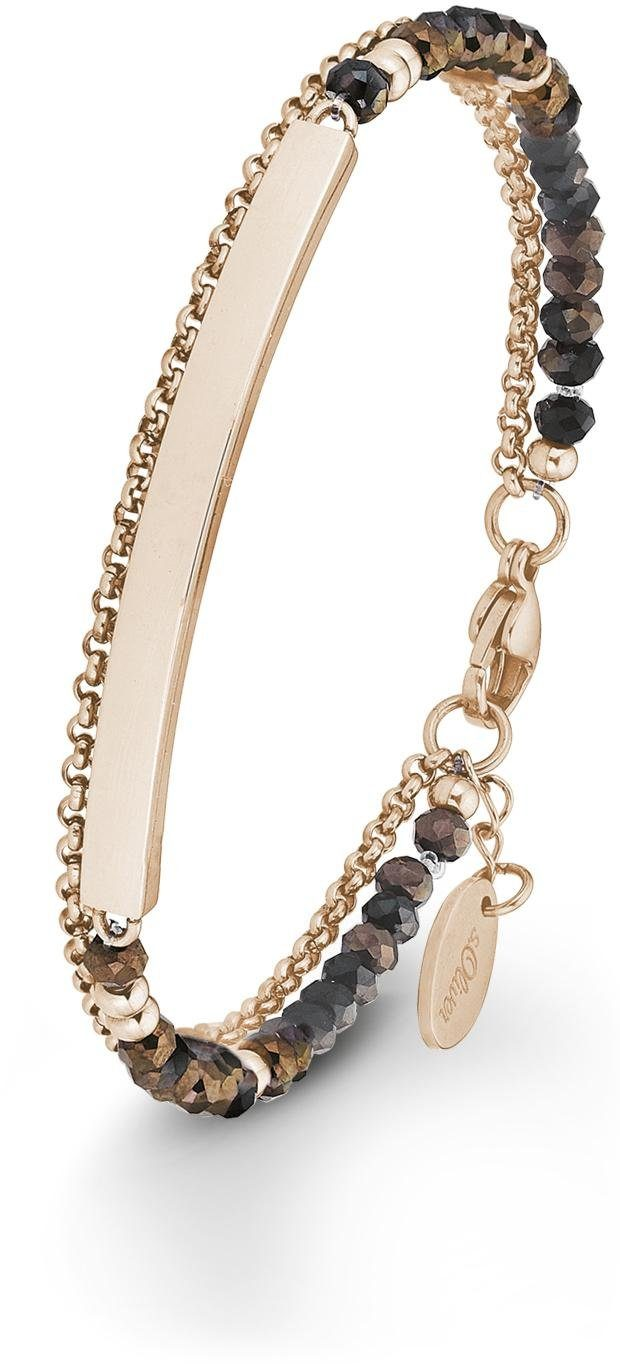 s.Oliver RED LABEL Armband »2012504«, mit Glassteinen