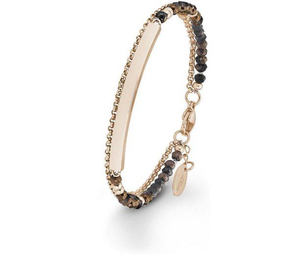 s.Oliver RED LABEL Armband »2012504« mit Glassteinen