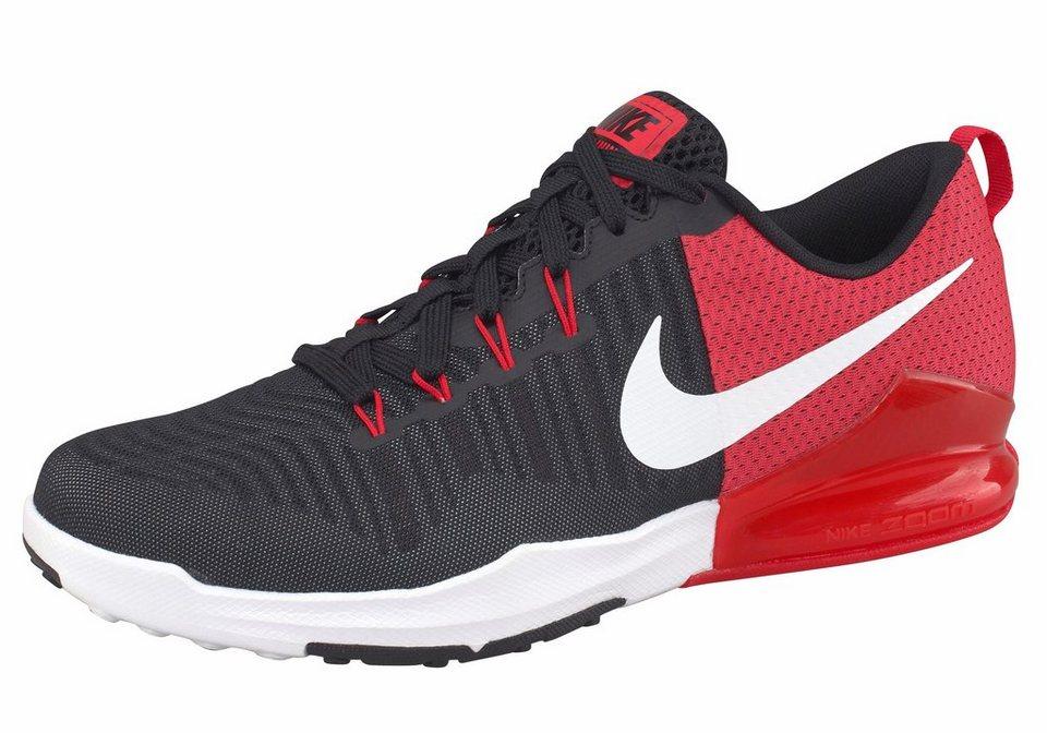 Nike »Zoom Dynamic Trainer« Trainingsschuh in schwarz-rot