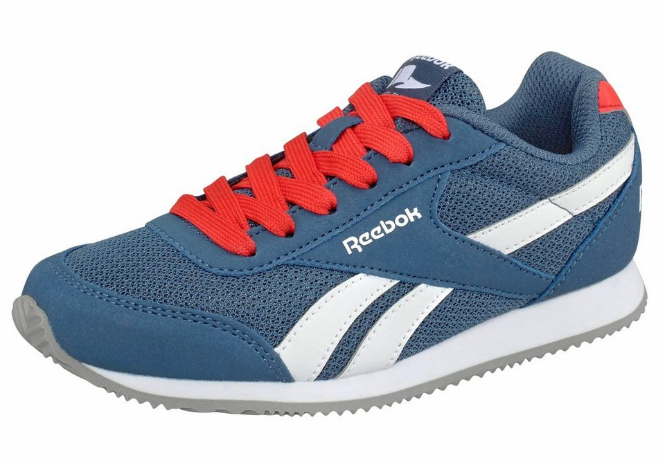 Reebok »Royal CLJog 2 RS« Sneaker in blau-weiß