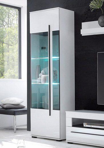 vitrine h he 200 cm online kaufen otto. Black Bedroom Furniture Sets. Home Design Ideas
