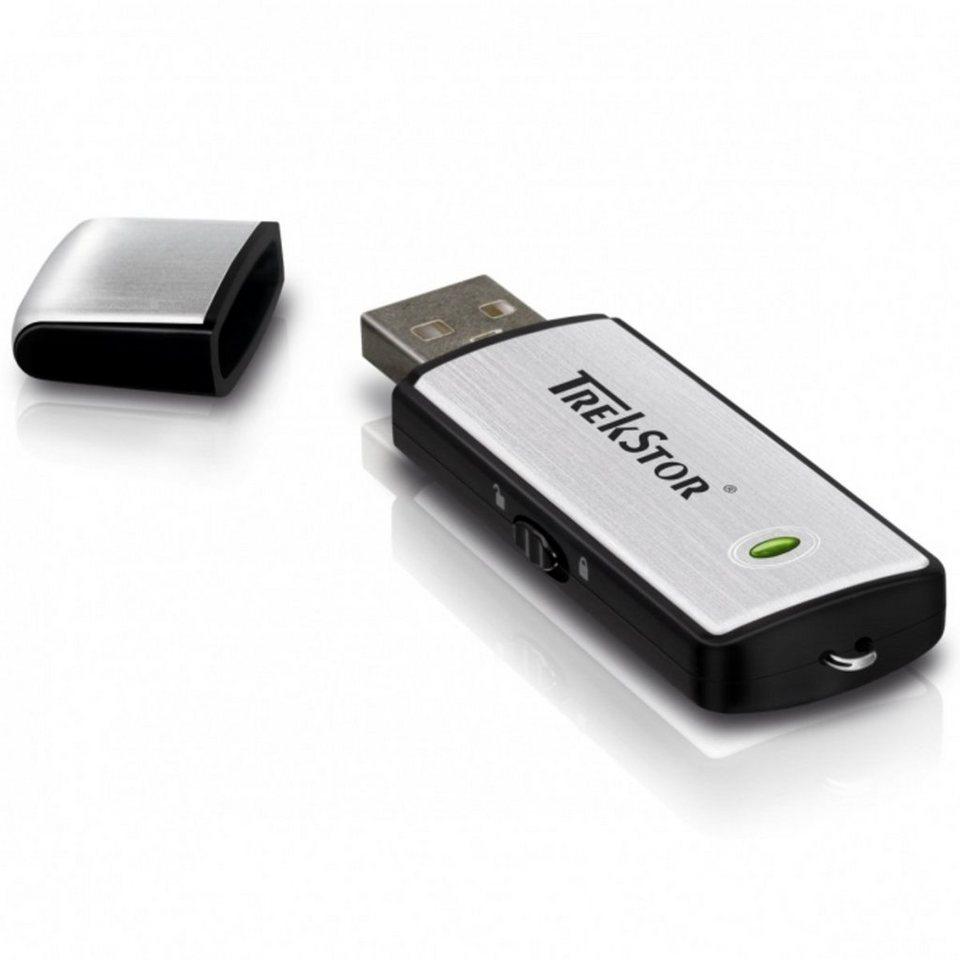 TrekStor USB-Stick »CS 64GB« in Silber