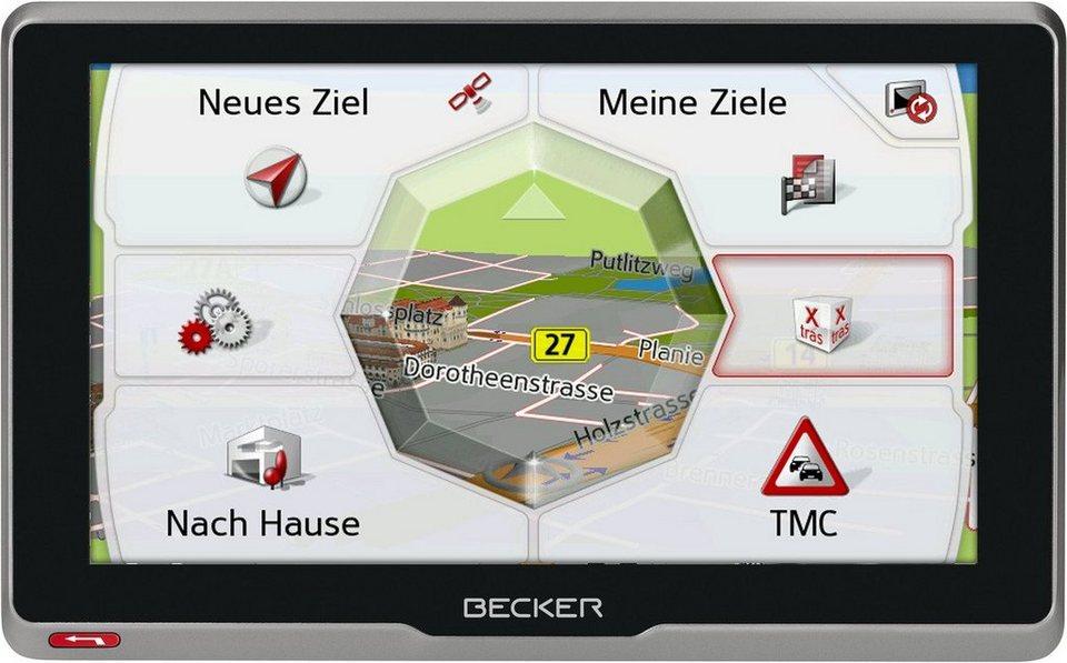 Becker Navigationsgerät »ready.6l EU plus« in Schwarz