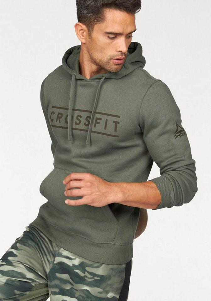 Reebok Kapuzensweatshirt »CROSSFIT VIRTUOSITY HOODY« in khaki