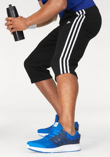 adidas Performance 3/4-Hose ESSENTIALS 3S 3/4 FRENCH TERRY PANT