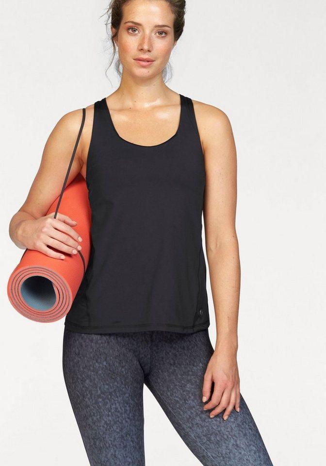 Ocean Sportswear Yogatop in schwarz