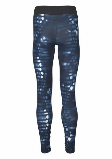Adidas Performance Functional Tights Long Tight, With A Small Collar Pocket