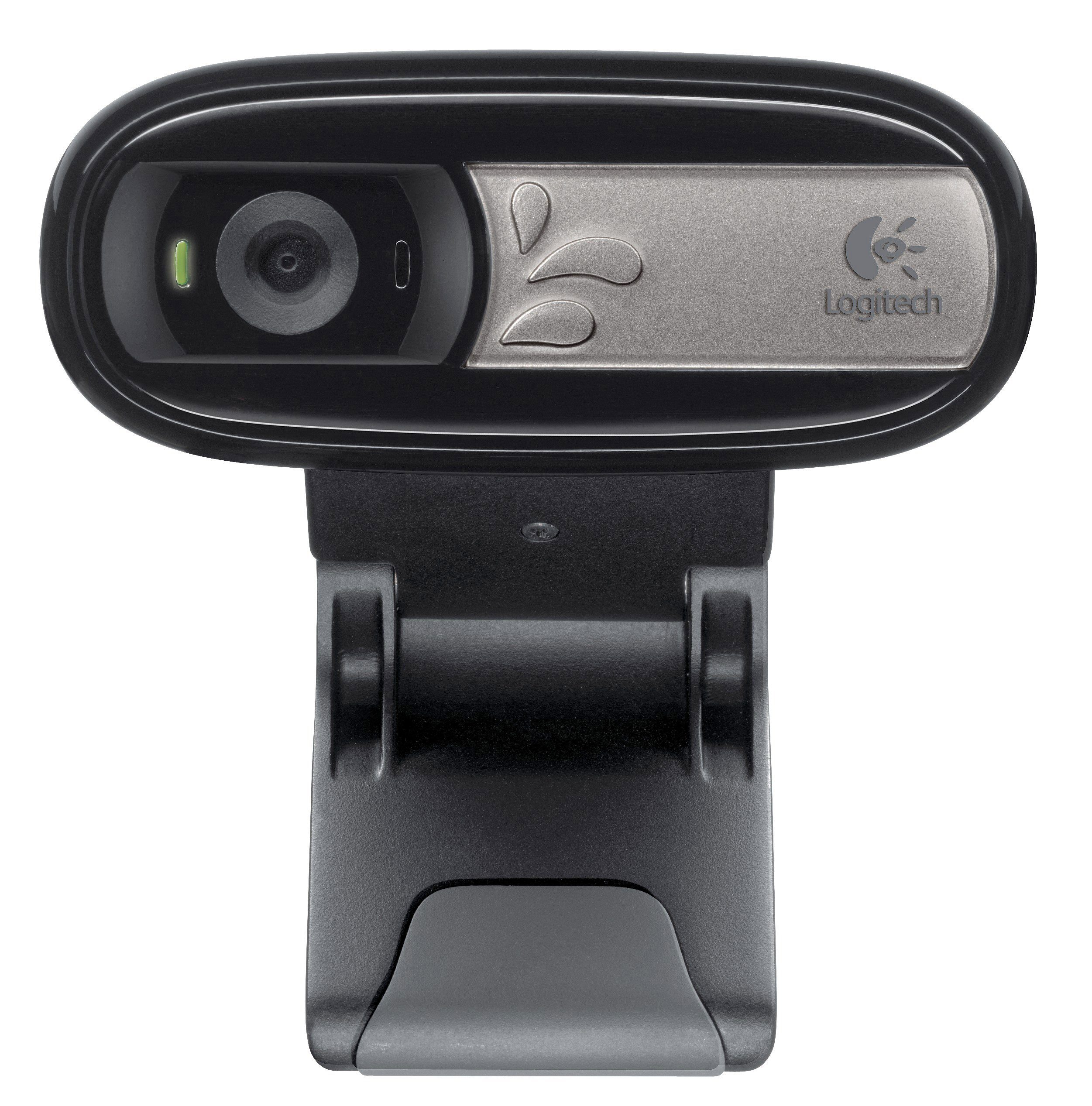Logitech Webcam »WEBCAM C170 - BLACK - USB -EME«