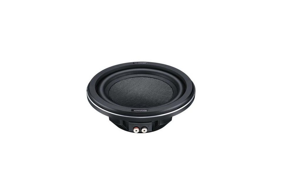 Kenwood Subwoofer »KFC-WPS1000F« in schwarz