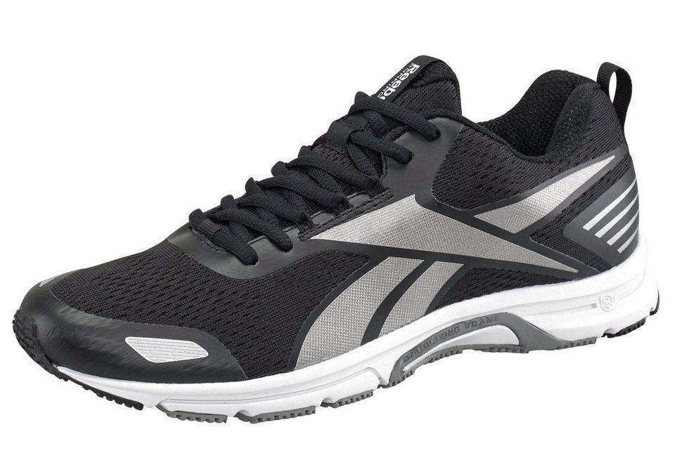 Reebok »Triplehall 6.0« Laufschuh in schwarz-grau