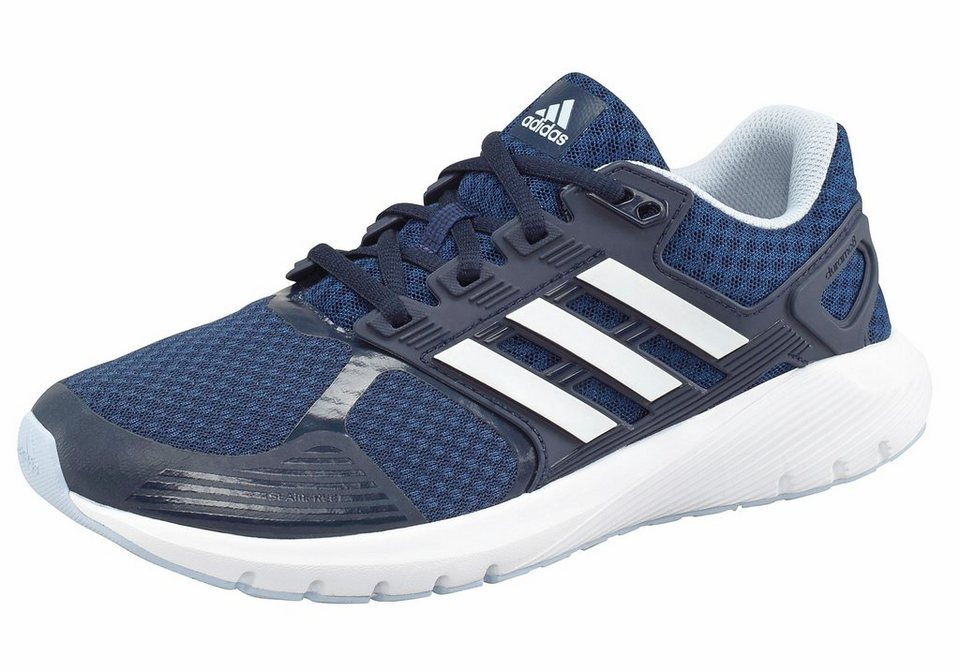 adidas Performance »Duramo 8 W« Laufschuh in blau-weiß