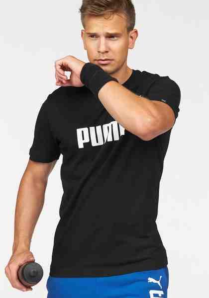 PUMA T-Shirt »ESS NO.1 TEE«