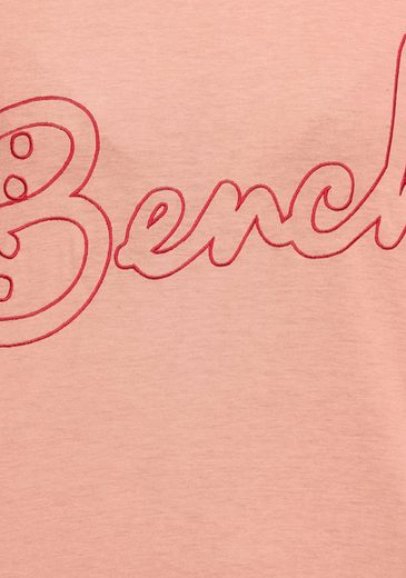 Bench T-Shirt LOW NECK CORP TEE