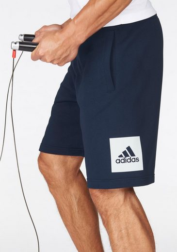 adidas Performance Shorts ESSENTIALS BOX LOGO FRENCH TERRY SHORT