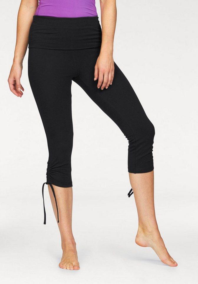 Ocean Sportswear Yogatights in schwarz
