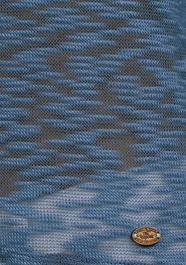 Icepeak Kapuzenshirt MEGAN, leicht transparent