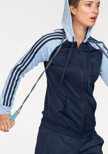adidas Performance Trainingsanzug RETRO FOCUS TRACKSUIT