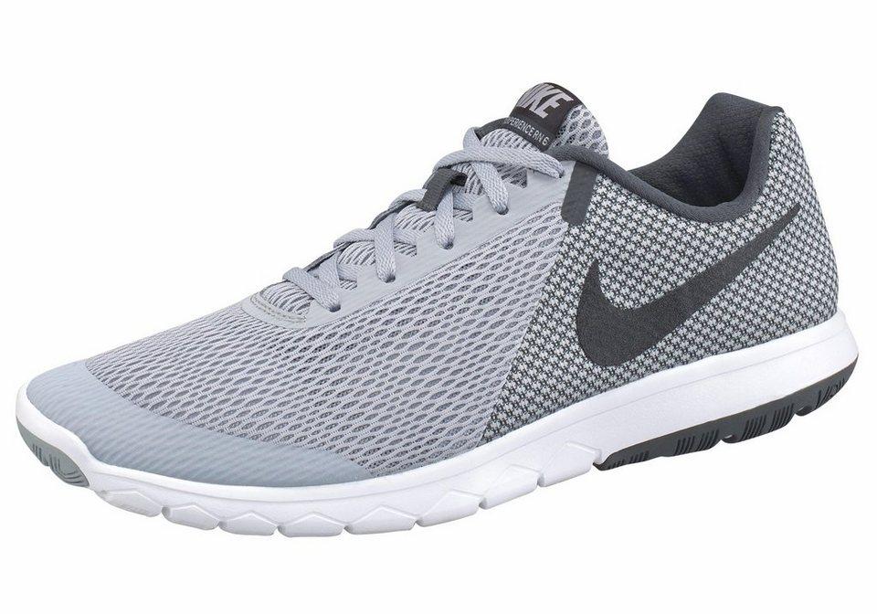 Nike »Flex Experience RN« Laufschuh in grau-schwarz