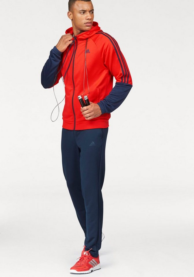 adidas performance trainingsanzug re focus tracksuit online kaufen otto. Black Bedroom Furniture Sets. Home Design Ideas