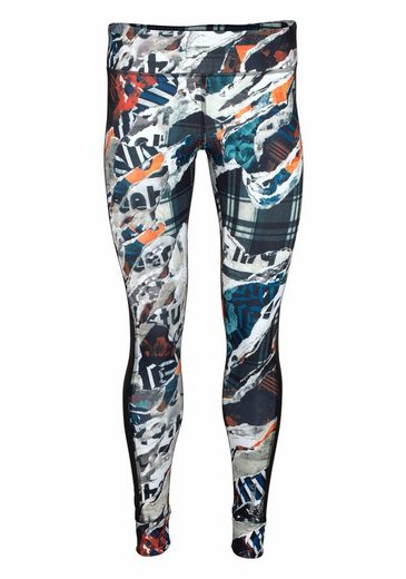 Reebok Funktionstights DANCE GARDEN REBEL TIGHT