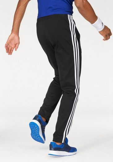 adidas Performance Jogginghose ESSENTIALS 3S TAPERED SINGLE JERSEY PANT