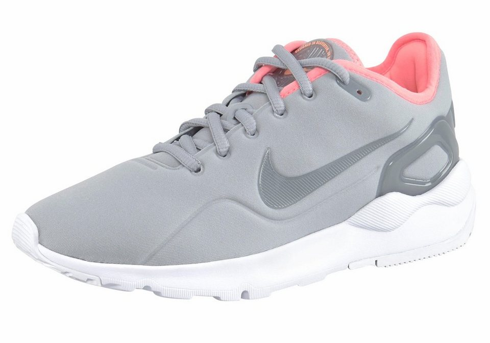 Nike »Wmns LD Runner« Sneaker in grau-koralle