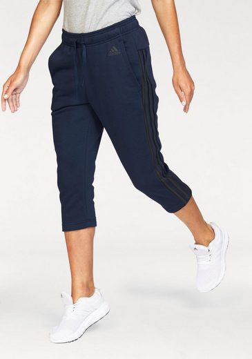 adidas Performance 3/4-Hose ESSENTIALS 3 STRIPES 3/4 PANT