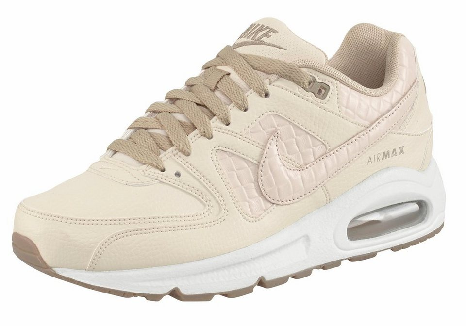 Nike »Air Max Command PRM« Sneaker in beige
