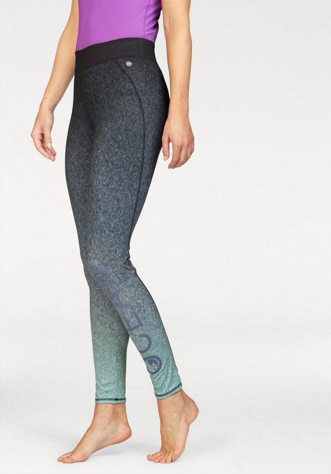 Ocean Sportswear Yogatights in anthrazit-anthrazit