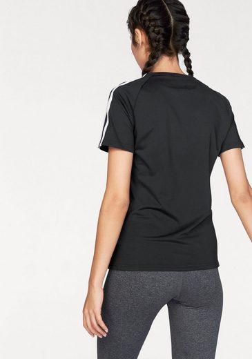 Reflektierenden 3s« Details Funktionsshirt Mit Tee Adidas Performance »d2m x0q4wcPY