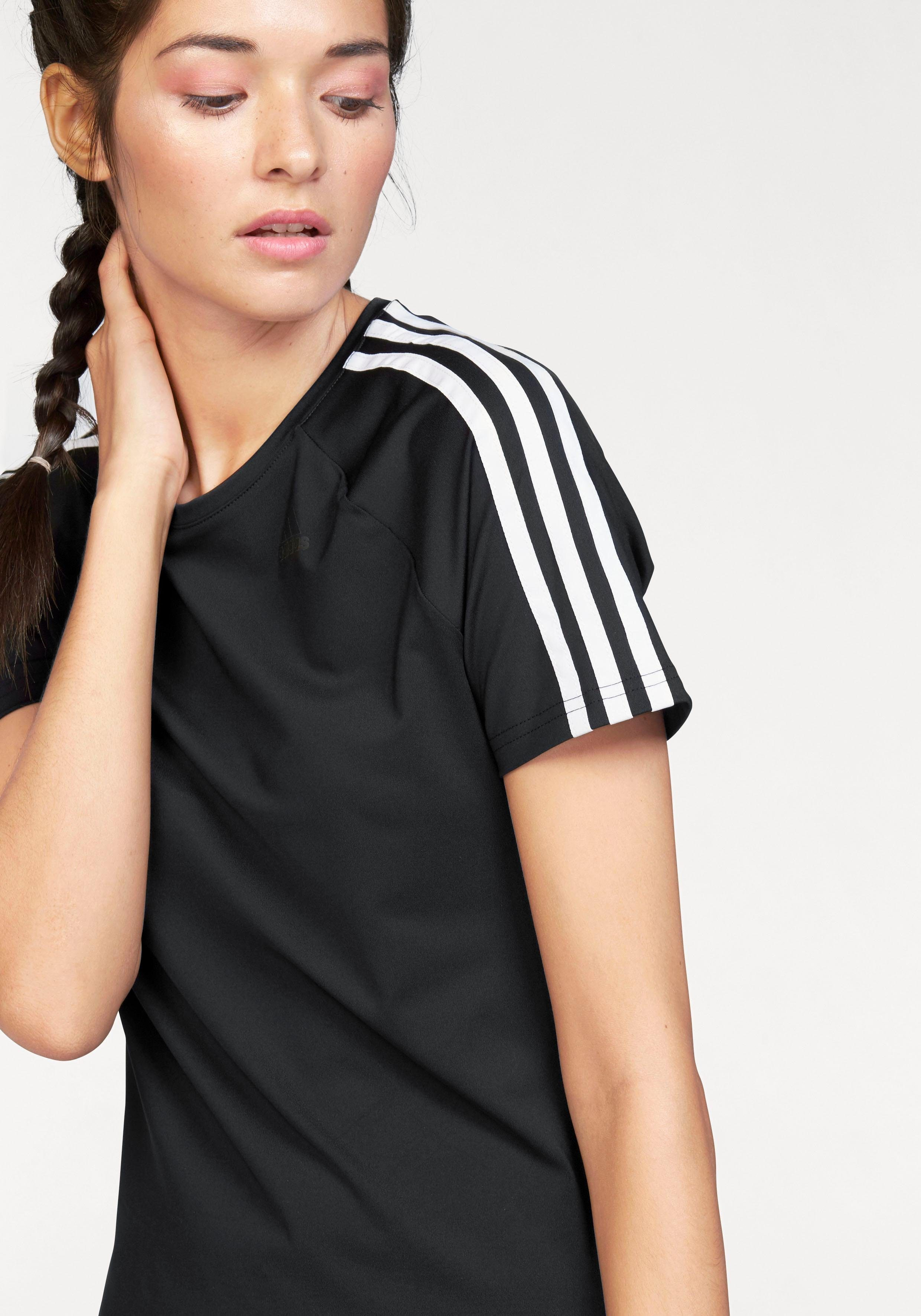 Adidas 3s« »d2m Reflektierenden Funktionsshirt Kaufen Online Tee Mit Performance Details Rj54AL3
