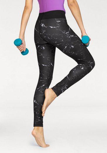 adidas Performance Funktionstights LONG TIGHT, mit kleiner Hosenbundtasche